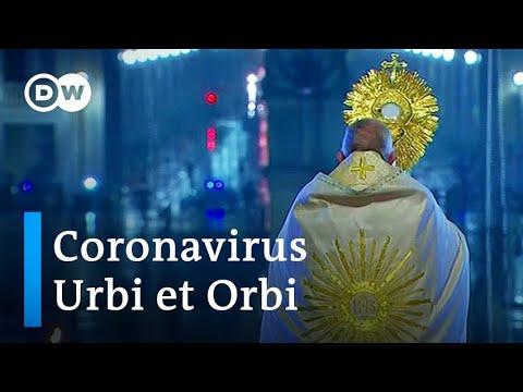 Coronavirus: Italians dropping coronary heart as dying toll tops 9,000 | DW Information