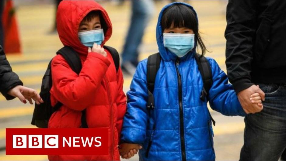 Coronavirus: Corporations inform staff 'keep at dwelling' – BBC Information
