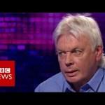 David Icke talks conspiracy theories – BBC Information