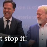 Dutch Prime Minister Rutte forgets his personal Coronavirus recommendation | DW Information