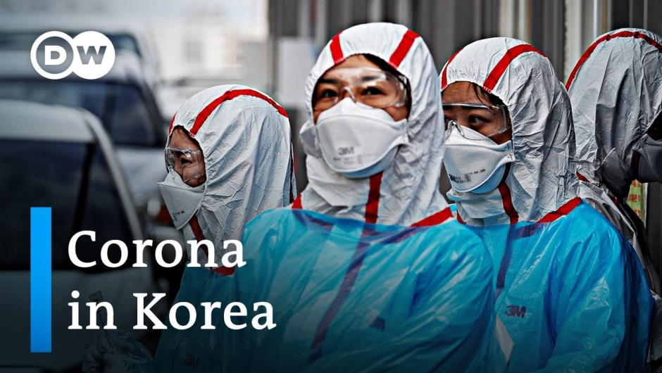 Coronavirus: Iran and South Korea deploy navy   DW Information