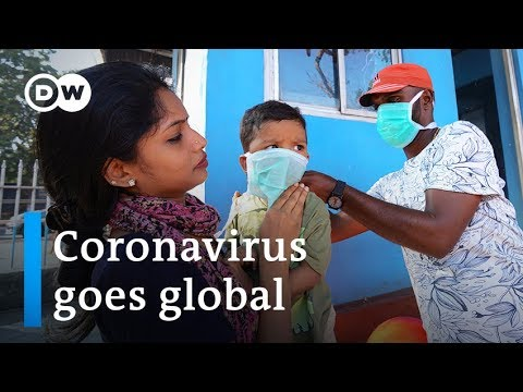 Coronavirus spreads to India and Philippines | DW Information