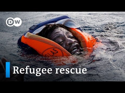 Italy stymies refugee rescue missions on the Mediterranean   Deal with Europe