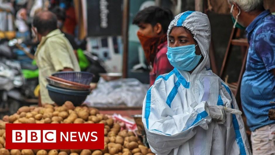 Coronavirus: India overtakes Russia in Covid-19 instances – BBC Information