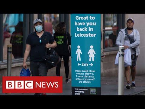 Lockdown tightened in Leicester as coronavirus instances surge – BBC Information