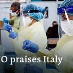 Coronavirus replace: Newest developments within the coronavirus pandemic   DW Information