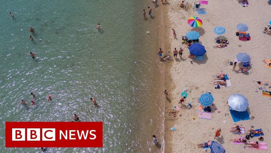 Coronavirus: Greece to begin vacationer season in mid-June – BBC Information