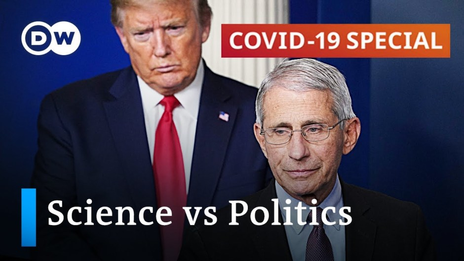 How science and politics collide within the battle in opposition to the coronavirus | COVID-19 Particular