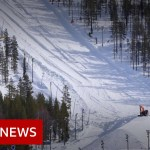 Coronavirus: The ski resort saving snow for subsequent season – BBC Information