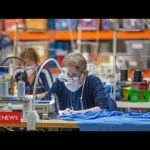 Coronavirus: sweeping adjustments to work and commuting when lockdown relaxed – BBC Information