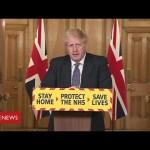 """Coronavirus:  plan to ease lockdown as UK """"previous peak"""" of pandemic  – BBC Information"""