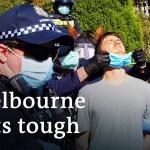 Coronavirus Australia: Melbourne underneath strict lockdown as instances surge | DW Information