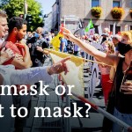 Berlin protests for and towards coronavirus restrictions as instances soar in Germany | DW Information