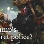 Portland protesters rally towards US federal officers | DW Information