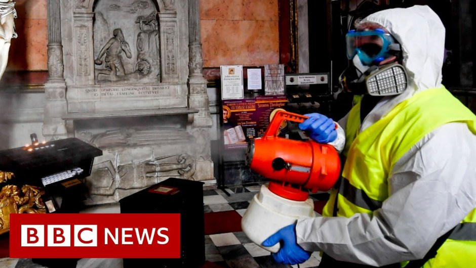 Coronavirus: comprise and delay phases Defined – BBC Information