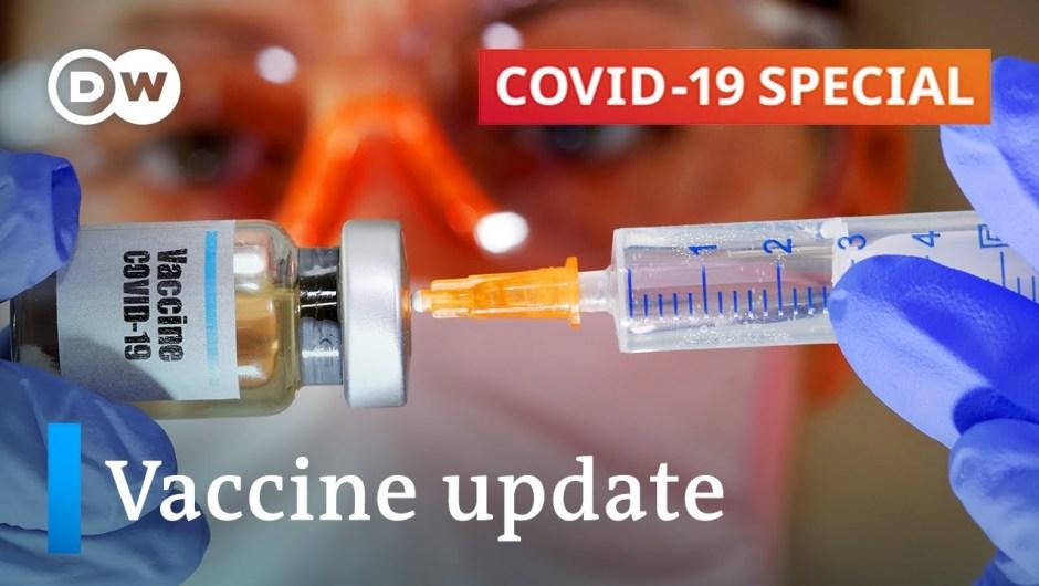 Coronavirus vaccine replace: How shut are we?   COVID-19 Particular