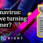 Coronavirus: Publish-lockdown plans revealed as Oxford vaccine breakthrough introduced – BBC Newsnight