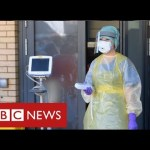 Northern Eire imposes hardest coronavirus restrictions in UK as circumstances surge – BBC Information