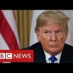 Trump coronavirus illness throws White Home race into turmoil – BBC Information