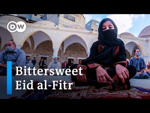 Muslims have a good time finish of Ramadan underneath shadow of coronavirus   DW Information