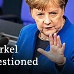 Merkel questioned about coronavirus response | DW Information