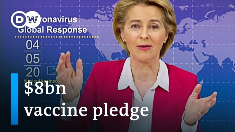 What's behind the worldwide €7.four billion vaccine pledge?   Coronavirus Replace