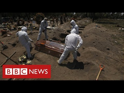 Mexico struggling world's highest Covid loss of life price as circumstances surge – BBC Information