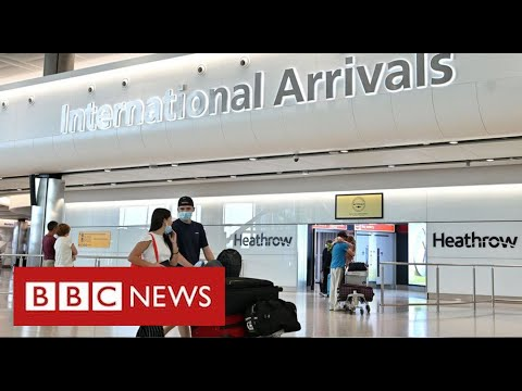 Travellers to England might face £10,000 fines or jail for breaking quarantine guidelines – BBC Information
