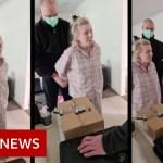 Coronavirus: Australian anti-lockdown suspect's arrest attracts controversy – BBC Information