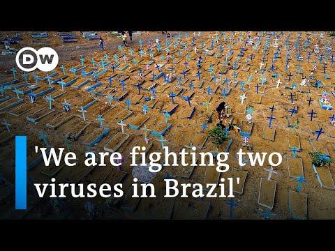 Will Brazil's homegrown COVID vaccine finish Bolsonaro's presidency?   DW Information