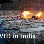 India data one other document excessive in each day COVID deaths and infections | DW Information