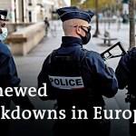 European international locations renew lockdowns as COVID instances hold surging   Coronavirus Replace