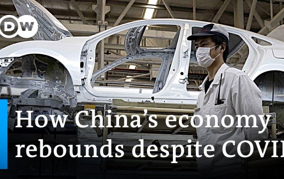 China and the Coronavirus: From Superspreader Nation to Financial Winner?   To the purpose