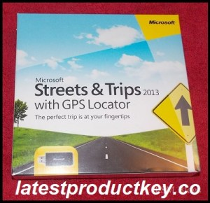 Microsoft Streets And Trips 2021 Product Key