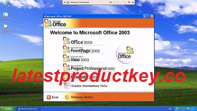 Office 2003 Product Key