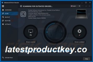 Driver Booster 4.4 Pro Key