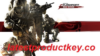 Operation Flashpoint Red River Product Key