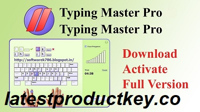 Typing Master Pro License ID And Product Key With Crack