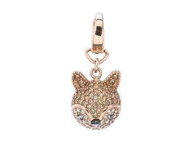Fossil Party Animal Fox Charm http://goo.gl/CB7ivD