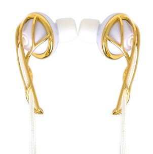 EARBUDS | ELLA B EARBUDS FRENDS, $95 from revolveclothing.com