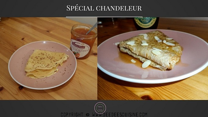 spécial chandeleur recettes saines et véganes de crêpes
