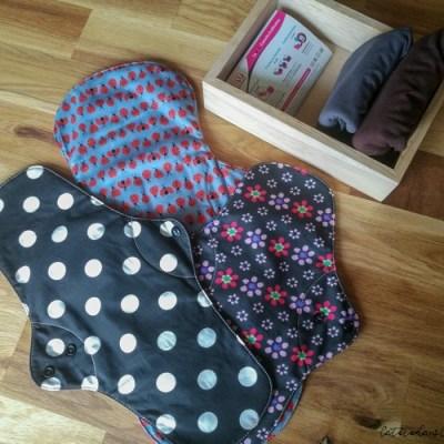 Les serviettes hygiéniques lavables, une méthode alternative