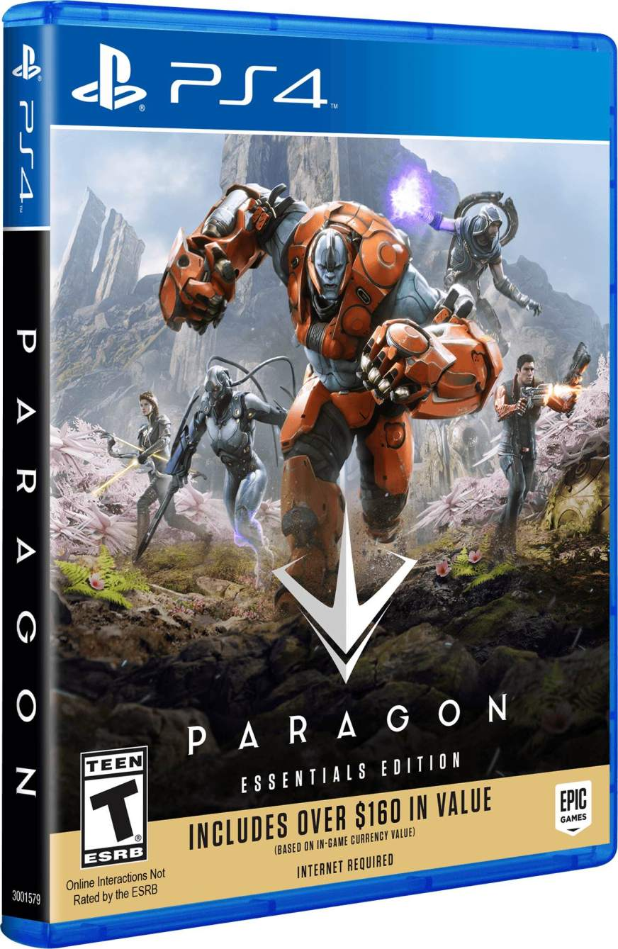 Epic Games Releases Paragon Essentials Edition | LATF USA