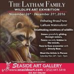 Latham Family Exhibition Seaside Art Gallery