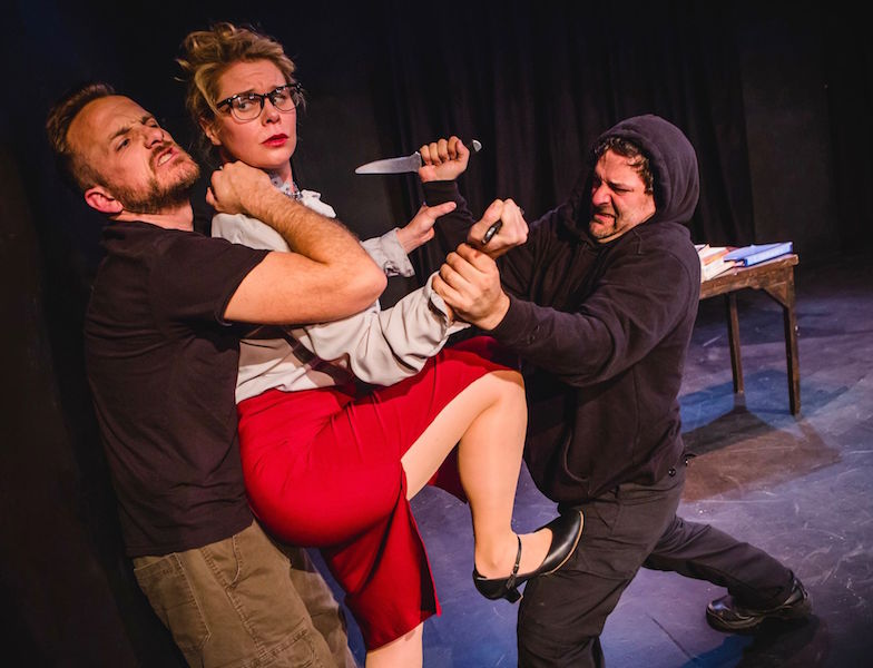 All The Best Killers Are Librarians @ Sacred Fools in Hollywood - Review