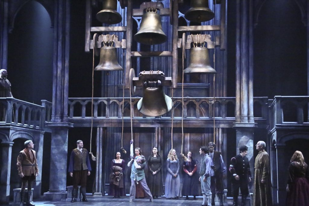 The Hunchback of Notre Dame @ La Mirada Theatre for the Performing Arts - Review