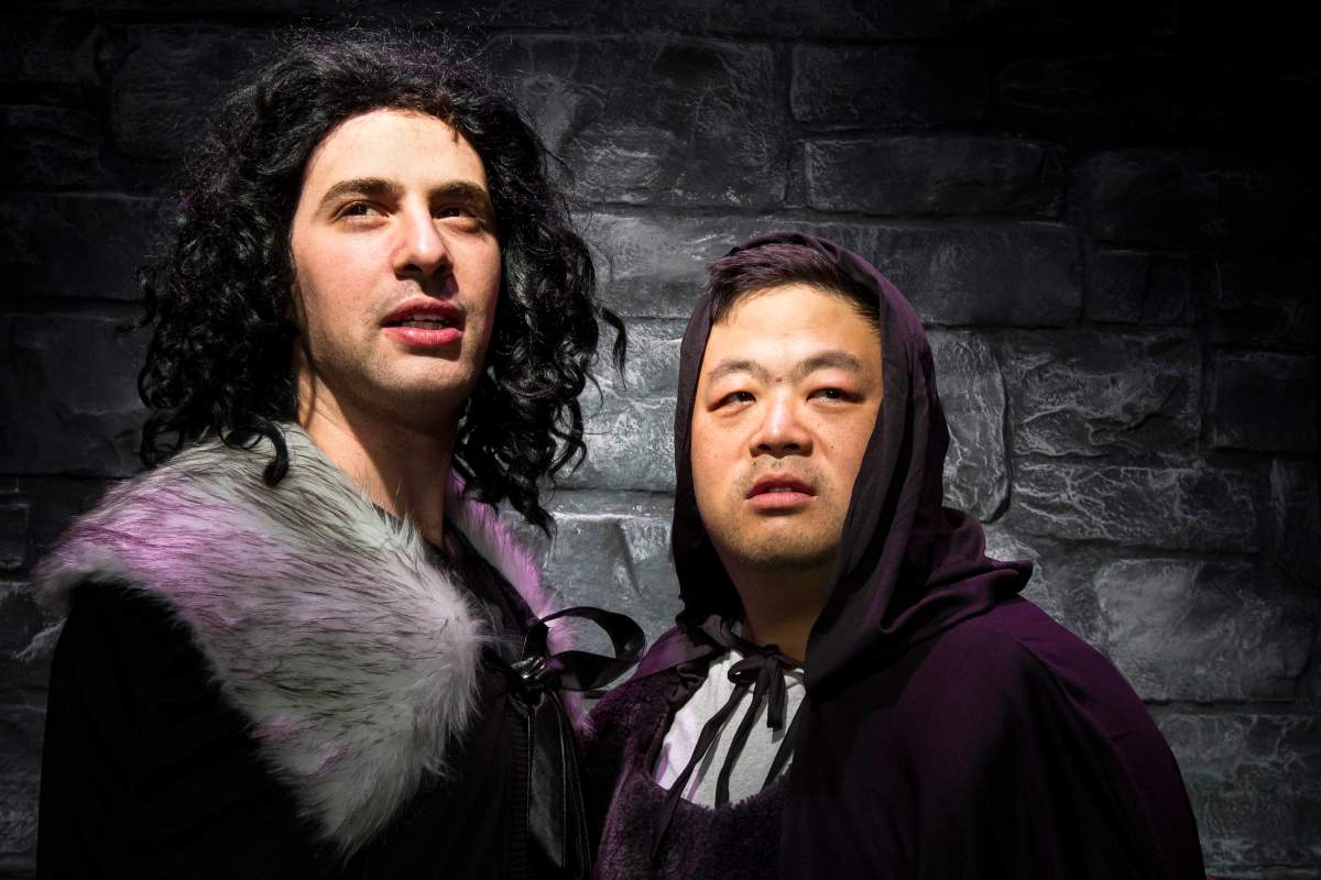 Thrones! The Musical Parody @ The Hudson Theatre in Hollywood - Review