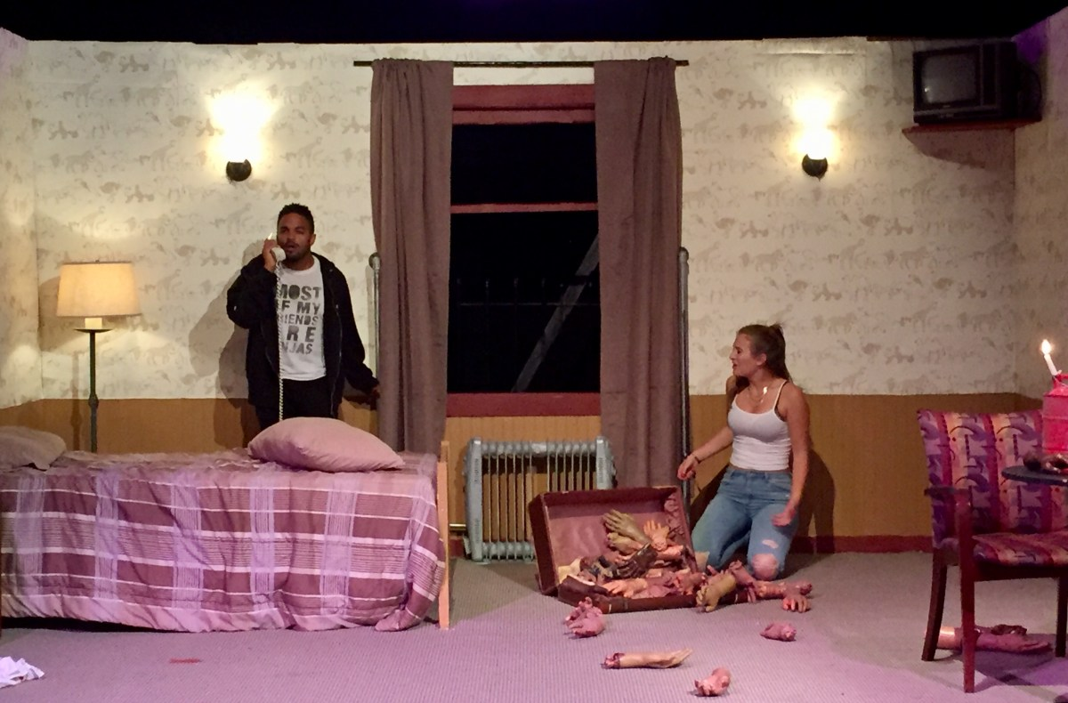 Sixty-six Theater Company presents: A Behanding in Spokane @ Marilyn Monroe Theatre in West Hollywood - Review
