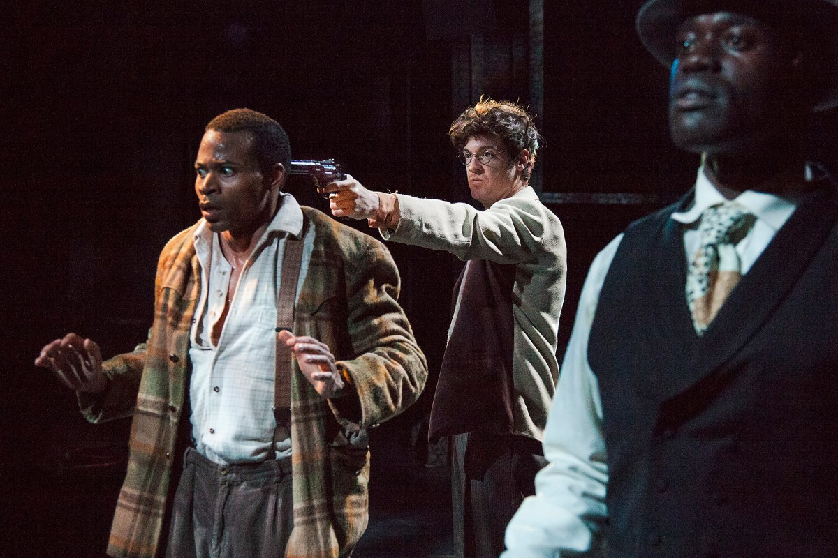 Native Son @ The Antaeus Company in Glendale - Review