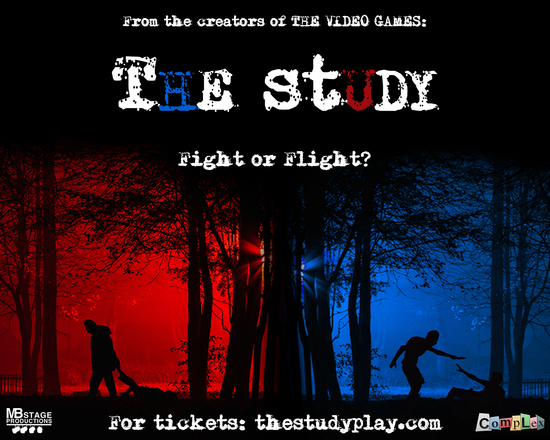 Hollywood Fringe 2018 : The Study @ The Complex Theatre in Hollywood – Review